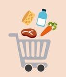 Shopping design Stock Photo