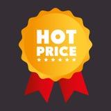 Shopping design. Shopping design over black background, vector illustration Royalty Free Stock Photography