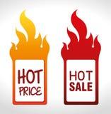Shopping design. Royalty Free Stock Photos