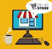 Shopping design. Stock Image