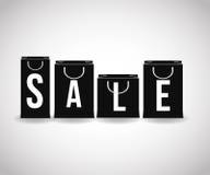Shopping design. Shopping bag icon. sale concept Royalty Free Stock Photo