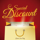 Shopping digital design. Shopping digital design, vector illustration eps 10 Royalty Free Stock Photography
