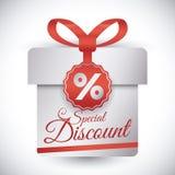 Shopping digital design. Stock Image