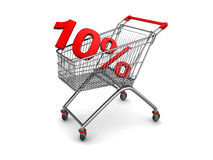Shopping discount Stock Images