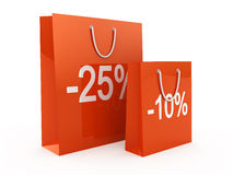 Shopping Discount concept Stock Photos