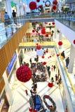 Shopping do feriado Fotografia de Stock