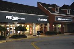 Shopping do porto de Annapolis imagem de stock royalty free