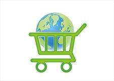 Shopping and earth Stock Photos