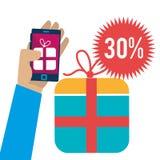 201Shopping and ecommerce. Shopping and ecommerce graphic design, vector illustration Royalty Free Stock Photos