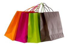 Shopping expedition Royalty Free Stock Photos