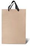 shopping för blankt papper för påse Arkivbild