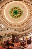shopping för stadshamnHong Kong galleria Arkivbild