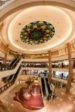 shopping för stadshamnHong Kong galleria Royaltyfri Bild