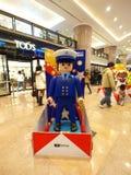 shopping för stadshamnHong Kong galleria Royaltyfri Foto