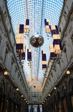 Shopping Galleria In Brussels Stock Photography