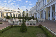 Shopping gallery Grand Marina in Sochi Stock Photos