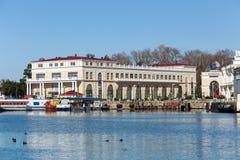 Shopping gallery Grand Marina. Sochi. Russia Stock Photo