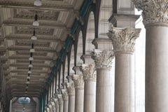 Shopping Gallery in Milan Stock Photos