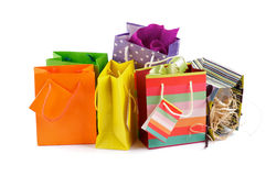 Shopping and Gift Bags Stock Photo