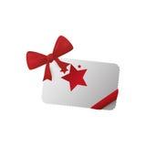Shopping gift card Royalty Free Stock Image