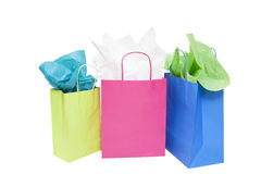 Shopping Gifts Bag Stock Photography