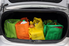 Shopping Green Stock Image