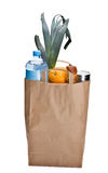 Shopping for Groceries Royalty Free Stock Photo