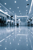 Shopping Hall Royalty Free Stock Photo