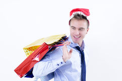 From shopping Stock Images