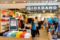 Shopping at Hongkong Airport. Commerical shop at Hongkong Airport. Photo taken in October 3rd, 2014 Royalty Free Stock Photography