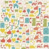 Shopping icon Royalty Free Stock Photos