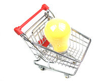 Shopping idea Stock Image