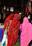 Shopping in India Stock Image