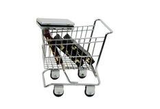 Shopping for a job Stock Photos