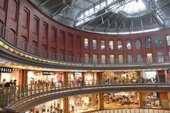 Shopping, konster och affärsmitt & x22; Stary Browar& x22; Fotografering för Bildbyråer