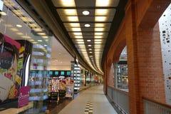 Shopping, konster och stary browar för affärsmitt Fotografering för Bildbyråer