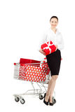 Shopping And Late Stock Images