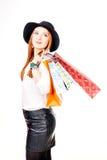 Shopping love Stock Photo