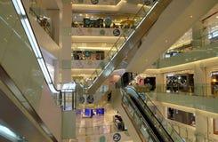 Shopping luxuoso no Pequim Imagem de Stock