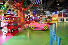 Shopping mal playground Royalty Free Stock Photo