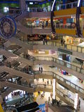 Shopping mall. Plaza Singapora,a  shopping mall in singapore Stock Image