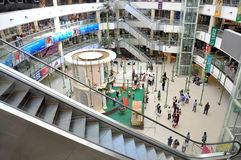Free Shopping Mall Stock Image - 28189281