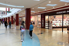 Shopping Mall in Algeciras. Spain Royalty Free Stock Image