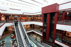 Shopping Mall in Algeciras. Spain Stock Photo