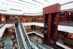 Shopping Mall in Algeciras. Spain Stock Photo