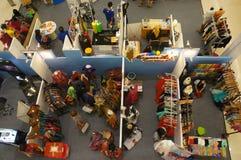 Shopping mall Stock Photo