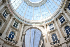 Shopping Mall, Dome of The Passage, Netherlands Stock Photography