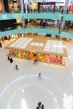 Shopping mall at Dubai Royalty Free Stock Images
