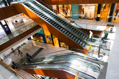 Shopping mall at Dubai Stock Photos