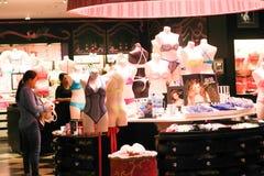 Shopping mall at Dubai Royalty Free Stock Photography